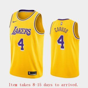Los Angeles Lakers Alex Caruso Swingman Jersey